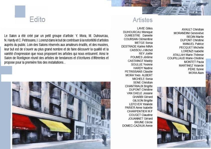 Gilles Lavie artiste peintre - expo2018