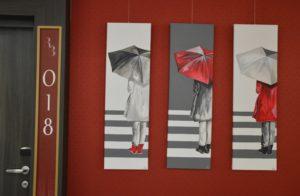 Gilles Lavie artiste peintre - expo Regina -Passage
