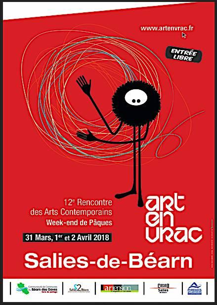 2018_Salies du Béarn_Art en Vrac