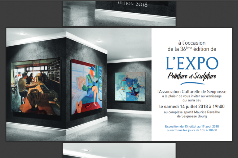 Read more about the article 2018 SEIGNOSSE L'EXPO