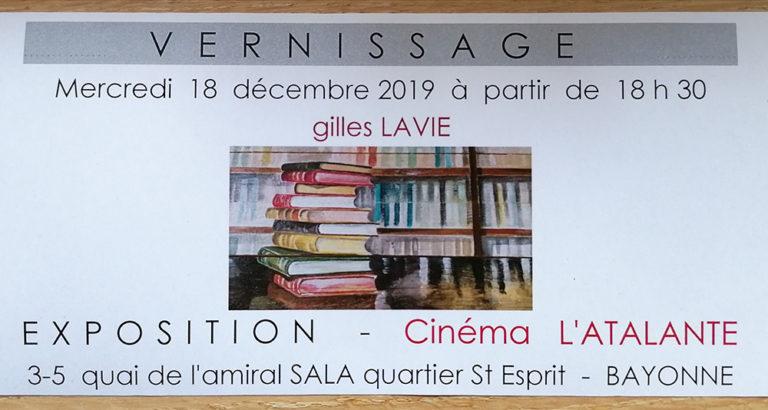 décembre 2019_Bayonne_Cinéma L'Atalante