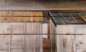 cabines de plage - peinture sur palettes en bois