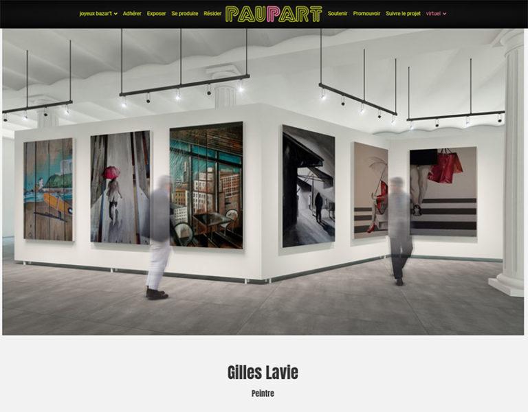 Galerie virtuelle Paupart