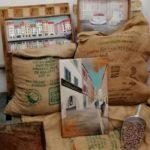 Exposition chez le chocolatier Cazenave à Bayonne