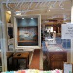 expo de palette de Gilles Lavie chez Cazenave chocolatier à Bayonne